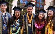 Pic of FC students at graduation