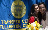 Transfer Celebration Participants